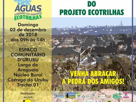 Ecotrilhas Fase 2 trará acessibilidade a trilha da Serrinha do Paranoá.