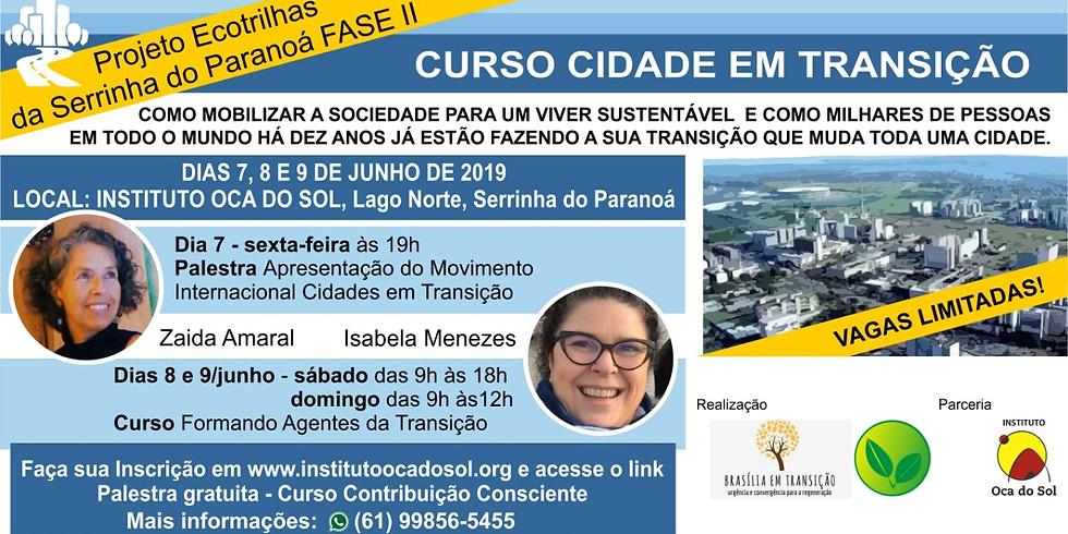 CURSO CIDADE EM TRANSIÇÃO - Brasília em Transição
