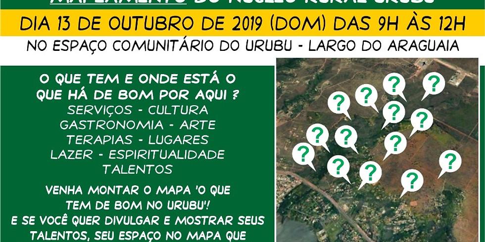 4º Diálogos do Urubu - Ecotrilhas Serrinha do Paranoá Fase 2
