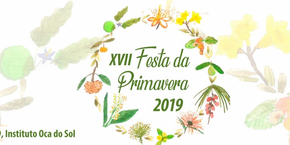 Festa da Primavera Oca do Sol 2019