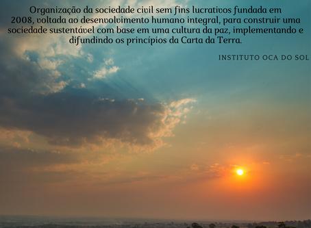 Instituto Oca do Sol comemora 20 anos da Carta da Terra