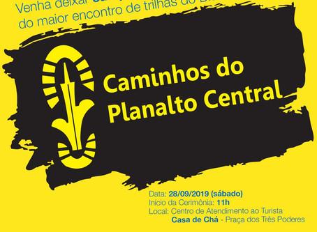 Instituto Oca do Sol através do Ecotrilhas no Caminhos do Planalto Central
