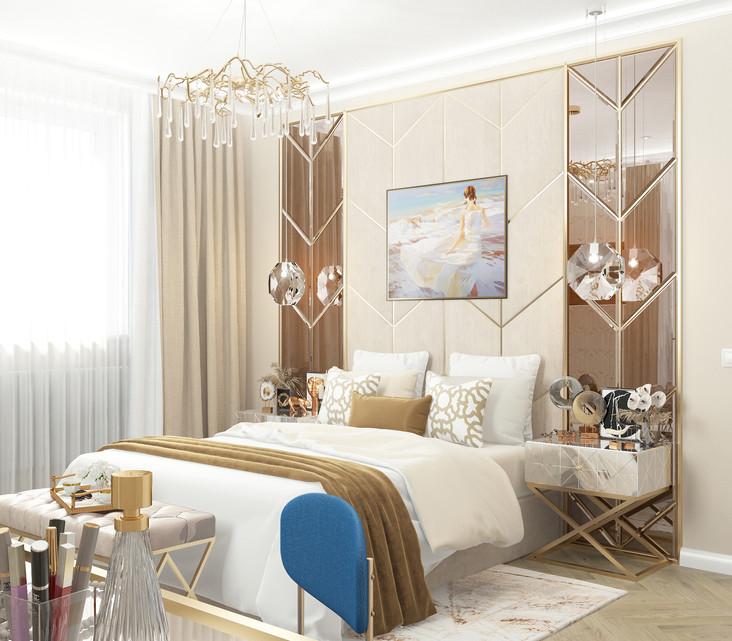 Спальная 3