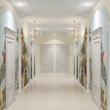 Классический коридор
