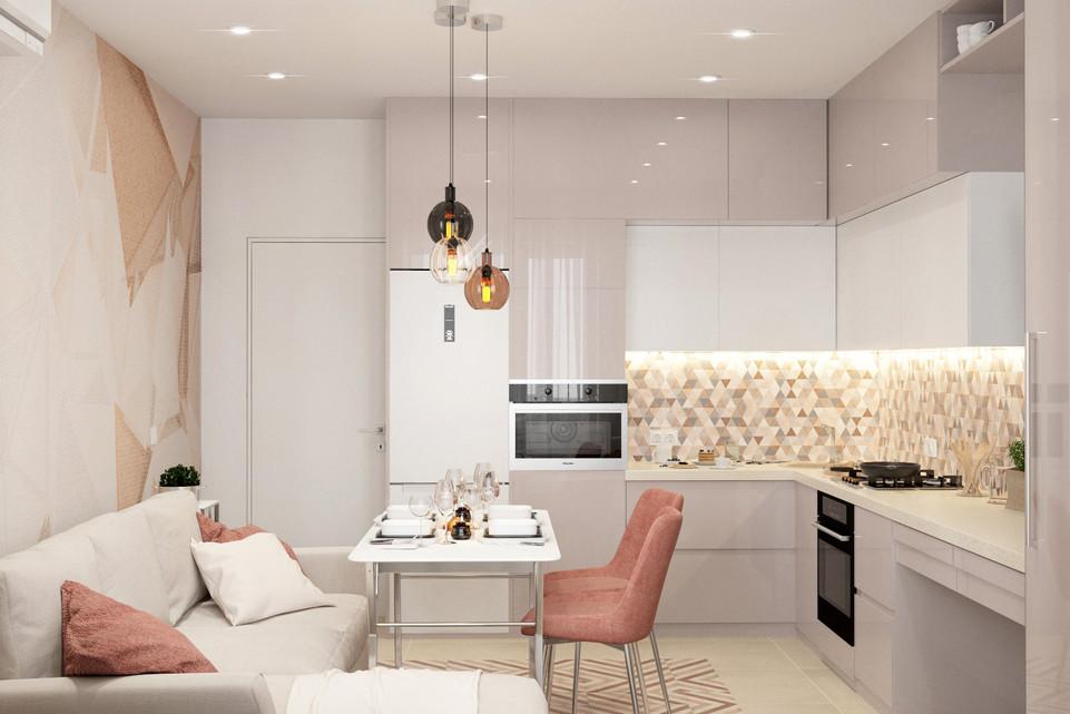 Кухня-гостиная 2