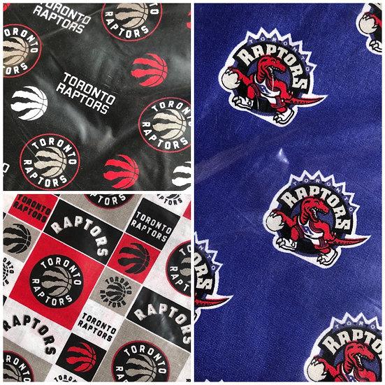 Toronto Raptors Scrub Caps