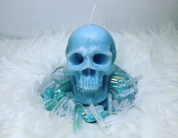 Baby Blue Jack Frost