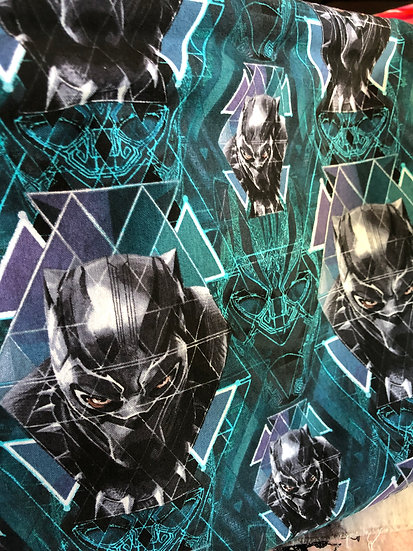 Black Panther Face Mask - 100% of proceeds donated