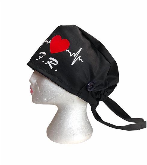 Customized 3 pack Scrub Cap
