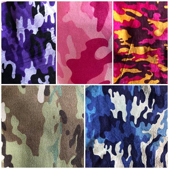 Camo Mask 5 colour options