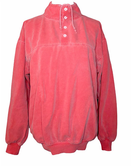 Vintage twill oversized top Made in Canada