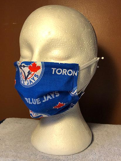 Blue Jays Face Mask