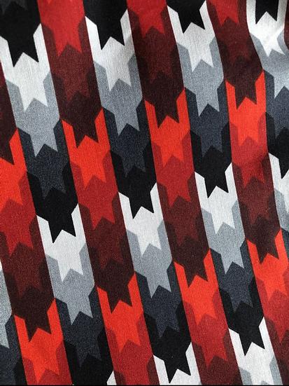 Arrow pattern mask