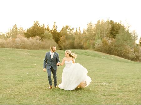 Jordyn + Alex | Spring Wedding | Maine Wedding Photographer