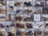 Un collage allo Studio con le foto più b