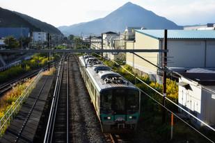 NEW! 青葉山と小浜線