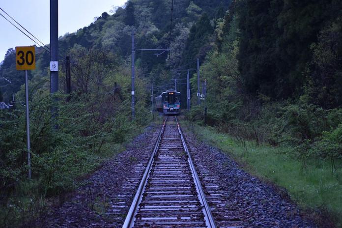 一番列車の駆動