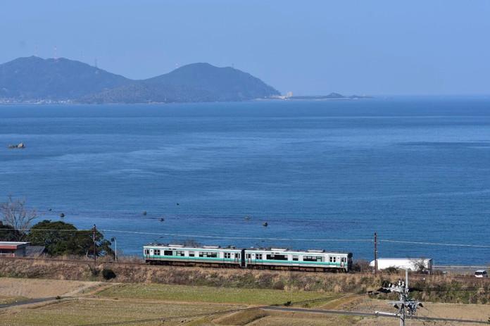 日本海と小浜線