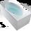 Thumbnail: Whirlpool Badewanne Hera V