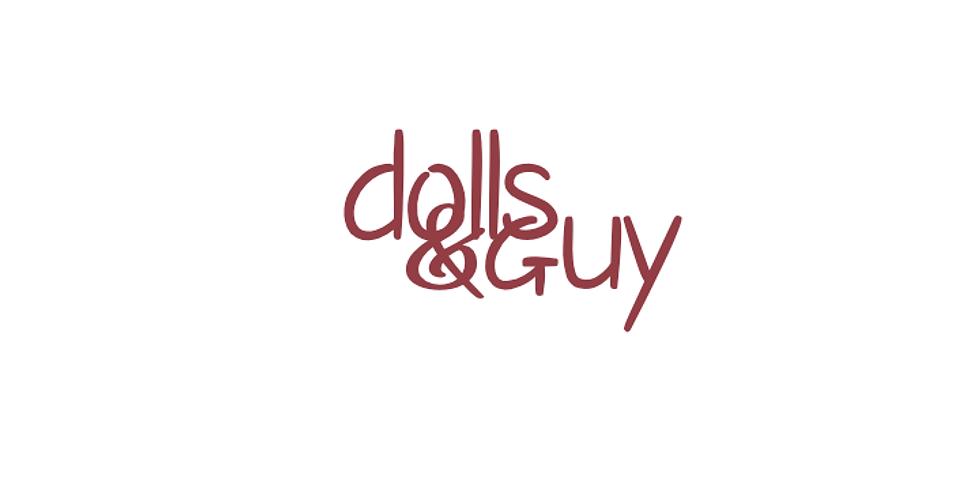 dolls& guy meets Hannes Wiesinger