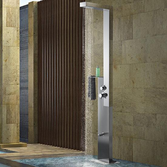Outdoor-Dusche G 803 S Heiß- und Kaltwasser