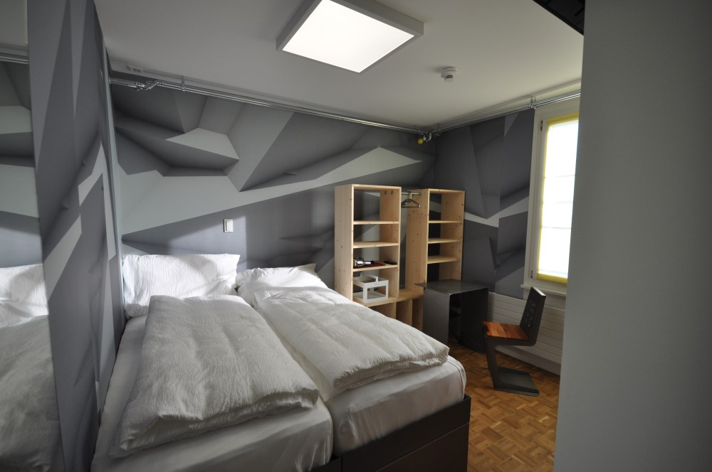 BS16 Hotel Bern Zimmer 7 - 3D Kristallo - BS16