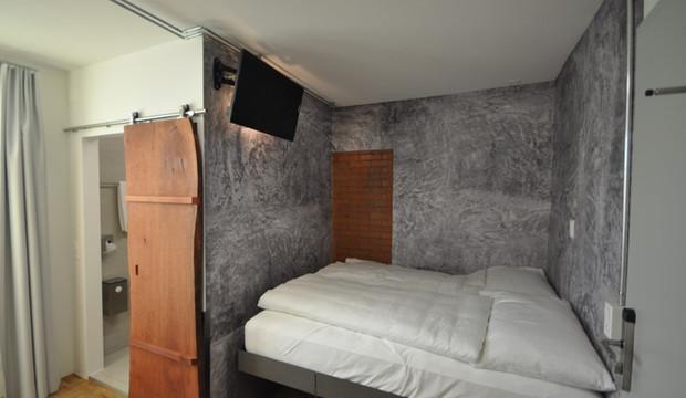 BS16 Hotel Bern Zimmer 6 - Brooklyn Bridge - BS16