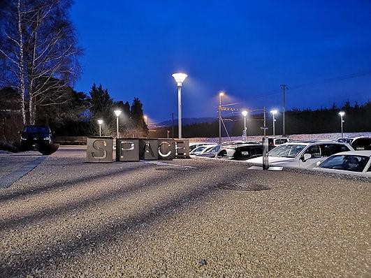 BS16 Hotelparkplatz