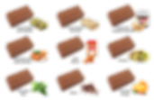 Dareen Handmade Luxury Filled Belgian Chocolates