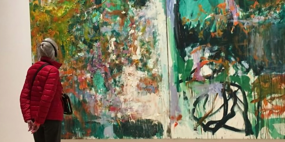 Beyond Abstraction : Joan Mitchell