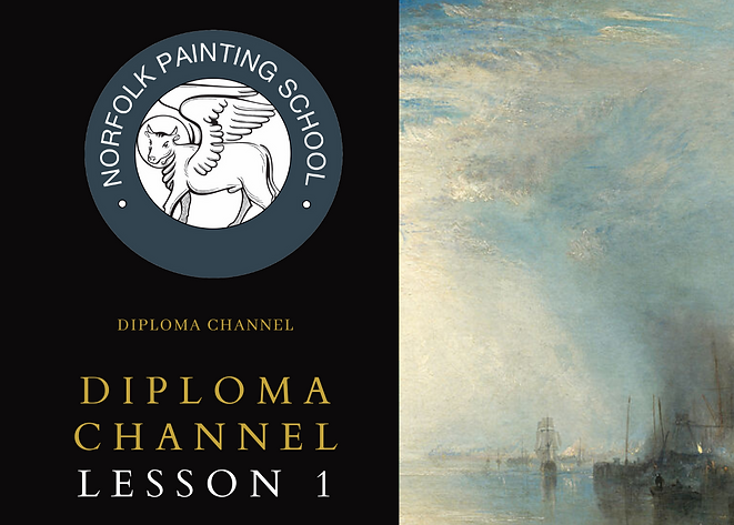 1. Diploma channel Norfolk Painting Scho