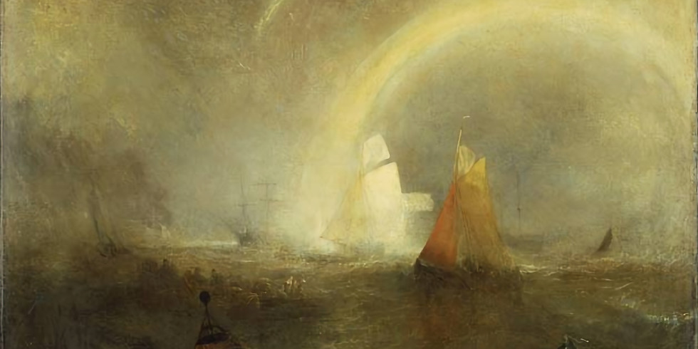 A Terrible beauty': Turner's Sublimity