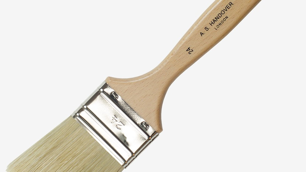 Flat Brush Thick (range of sizes)