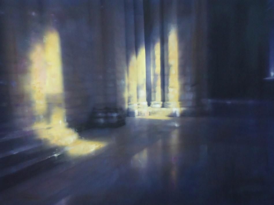 """Divine Light.Oil 36x48"""""""