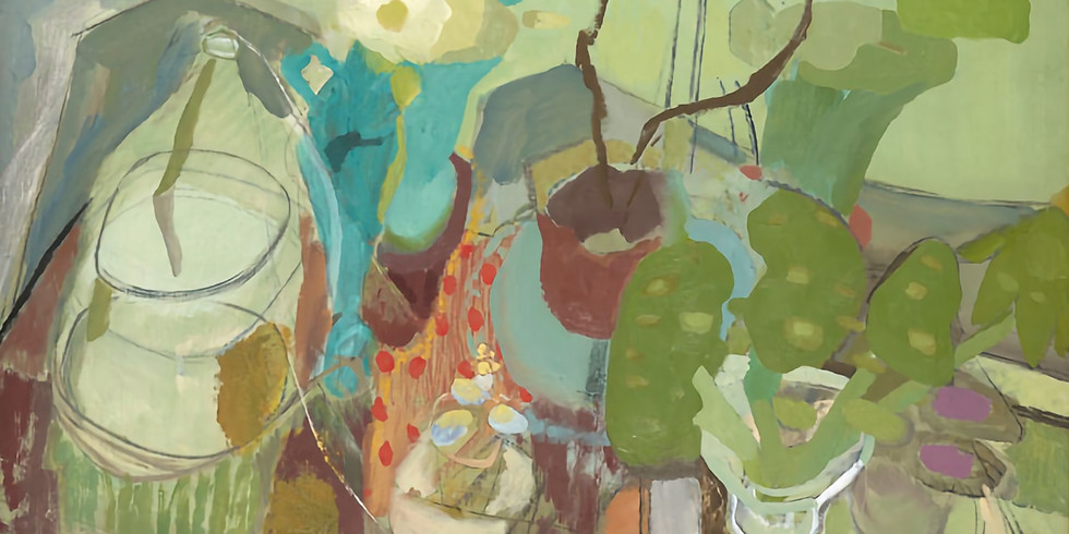 Towards Abstraction : Ivon Hitchens