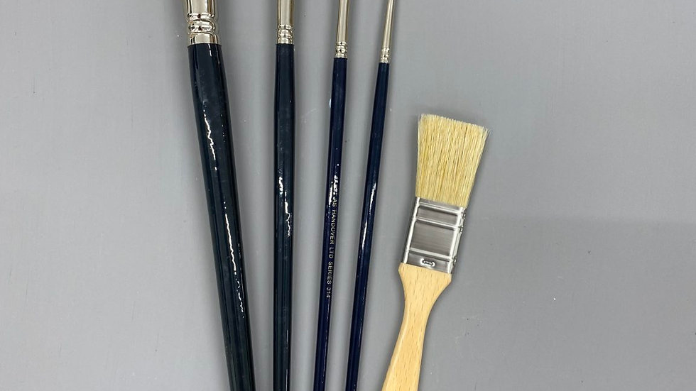 Core Brush Set for Simply Oils
