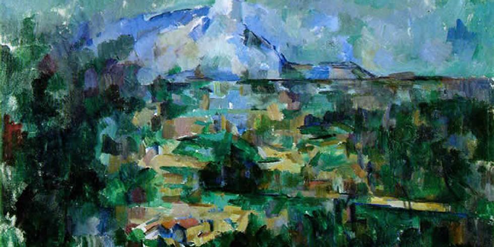 Cezanne's Muse