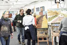 Norfolk Painting School Online Art Class