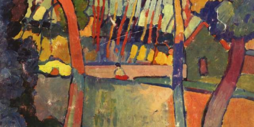 Matisse and Derain the Colour of Fauvism