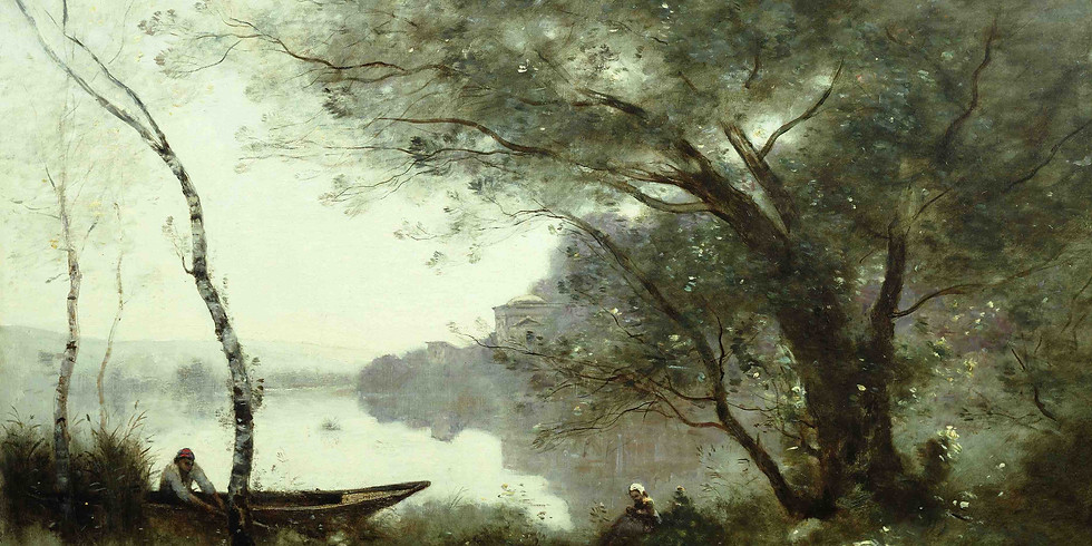 Silver Light: Corot's sublime painting
