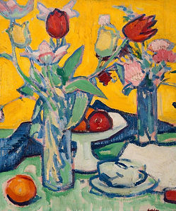 tulips and cups .jpg