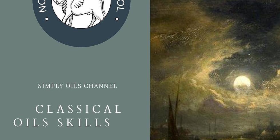 Simply Oils Channel: Classical Oils Skills - 8th Dec