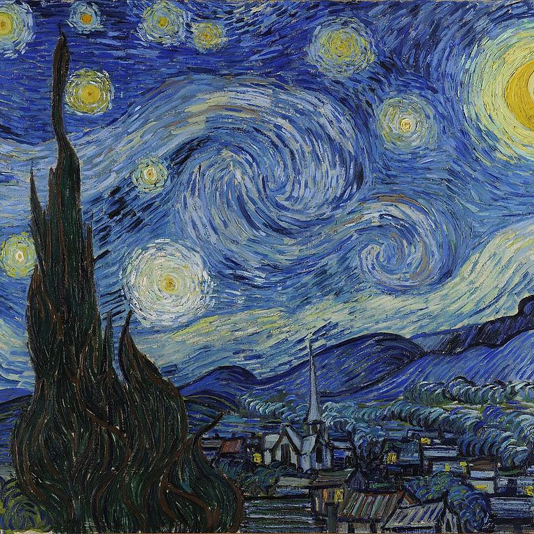 Starry Night Masterclass