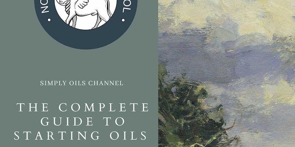 Simply Oils Channel: Start With Oils