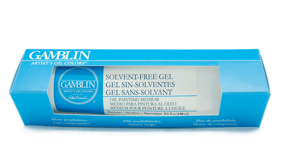Solvent Free Gel (150ml)