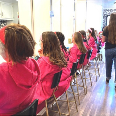 Girls Spa Day