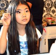 Makeup tutorial for girls