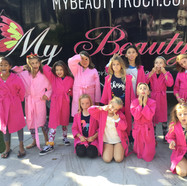 Best Spa Party for Girls