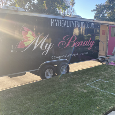 My Beauty Truck aka Big Mama