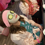 Spa Day for teen girls